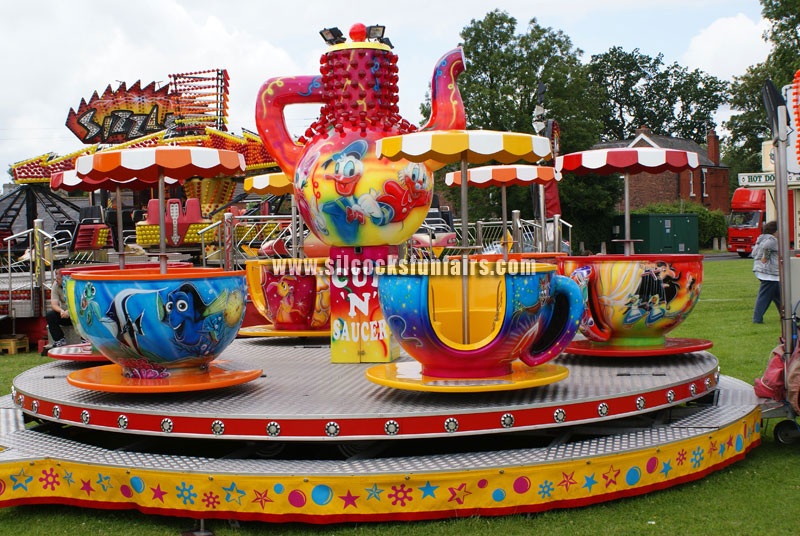 Childrens Cups & Saucers ride