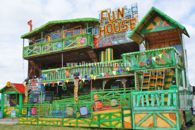 Pirate themed fun House