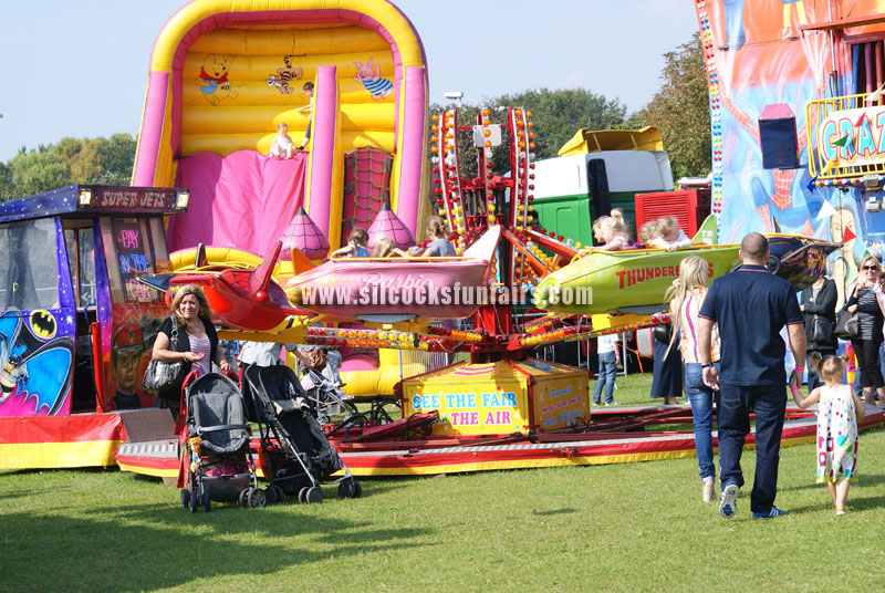 Picture of Childrens Mini Jets ride