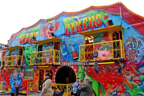 Picture of the Crazy Circus Fun House