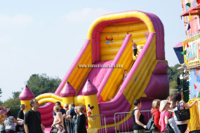 Picture of the Inflatable Slide