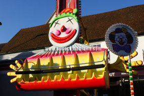 Picture of the Jumping Jack children's ride